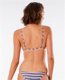 Golden State High Triangle Bikini Top