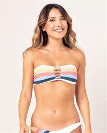 Haut de bikini Bandeau Golden State