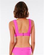 Premium Surf Deep V Bikini Top