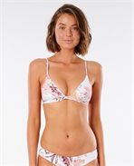 Tallows Fixed Triangle Bikini Top