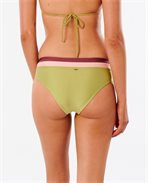 Tallows High Waist Cheeky Bikini Pant