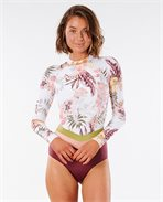 Tallows Good Long Sleeve Swimsuit
