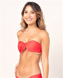 Classic Surf Eco Bandeau Bikini Top