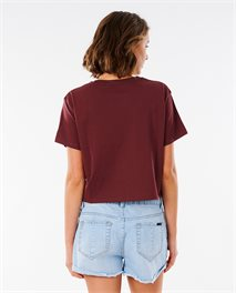 Tallows Crop Tee