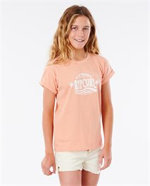 T-shirt Sunny Day Fille