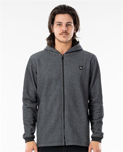 Vapor Cool Zip Hood Fleece