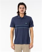 Surf Revival Stripe Polo