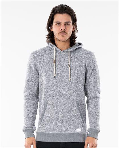 Crescent Hood Sweater