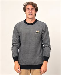 Pull col rond Saltwater Culture