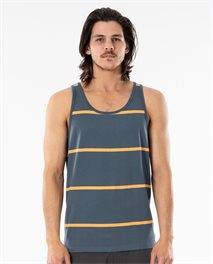 Camiseta de tirantes Saltwater Culture Sundown Stripe