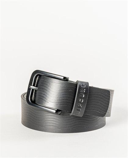 Waves Leather Belt