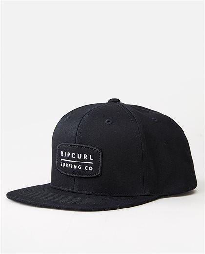 Driven Snapback Cap