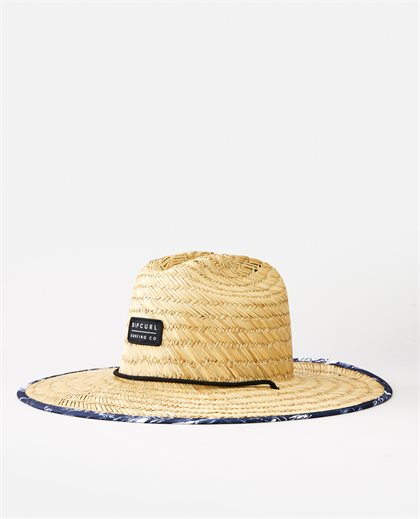 Mix Up Straw Hat