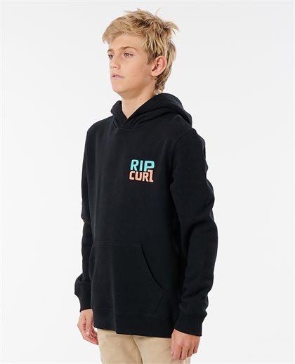 Oceanz Hood Fleece Boy