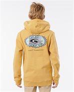 Ocean Sun Zip Hood Fleece Boy