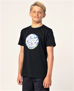 Filgree Wetty Short Sleeve Tee Boy
