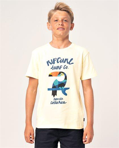 Animoulous Short Sleeve Tee Boy