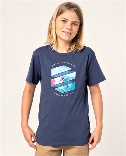 Action Shot Short Sleeve Tee Boy