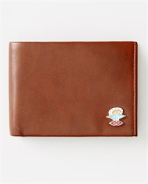 Search Logo RFID PU All Day Wallet