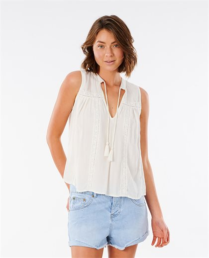 Layla Sleeveless Shirt
