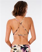 North Shore Cross Back Triangle Bikini Top