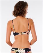 North Shore Knot Bandeau Bikini Top