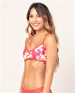 Sugar Bloom D Cup Bikini Top