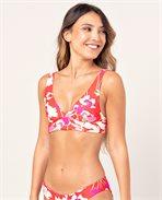 Sugar Bloom Halter Revo Bikini Top