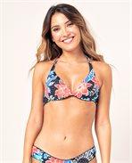 Still In Paradise Halter Bikini Top