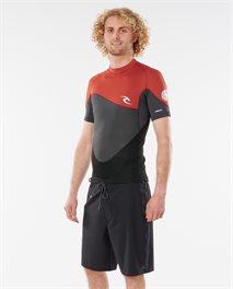 Casaco de surf de manga curta Omega 1.5mm