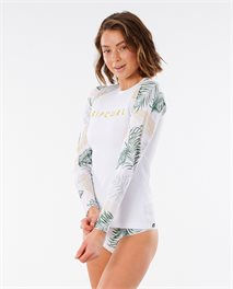 Coastal Palms Long Sleeve UV Tee