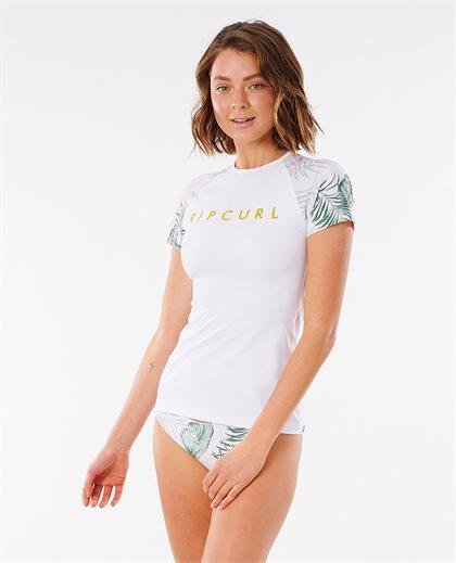 Coastal Palms Short Sleeve UV Tee