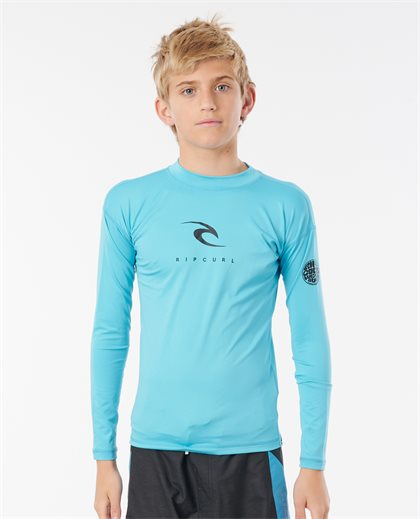 Boys Corp Long Sleeve UV Tee
