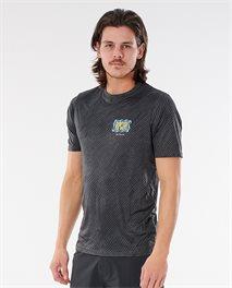 T-shirt Mind Wave Short Sleeve UV