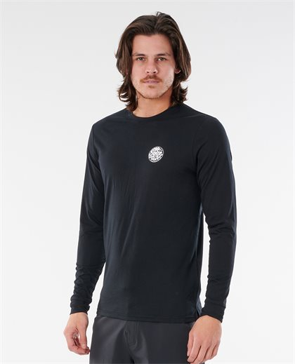 Wettie Logo Long Sleeve UV Tee