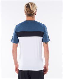 T-shirt anti-UV Underline Panel