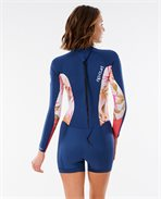 Women Dawn Patrol 2/2 Long Sleeve Springsuit