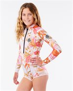 Junior Girl Gbomb Long Sleeve Springsuit