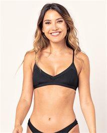 Modern Rib Recycled Bra Bikini Top