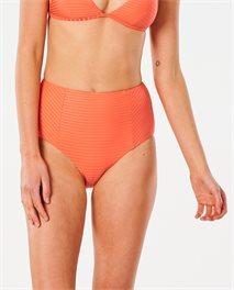 Bas de bikini culotte taille haute Premium Surf