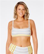 Salty Daze Crop Bikini Top